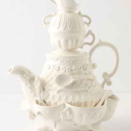 Anthropologie - Stanhope Teapot