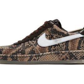 "Nike - Air Force 1 XXX ""Downtown"" Python"