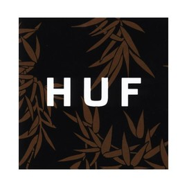 HUF - BAMBOO BOX LOGO STICKER