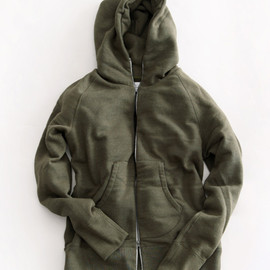 Curly - SPLASH ZIP PARKA