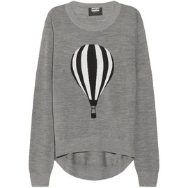 Markus Lupfer - Air Balloon Intarsia Jumper