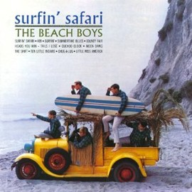 The Beach Boys - Surfin' Safari / Surfin' USA [Extra Tracks, Original Recording Reissued, Original Recording Remastered]