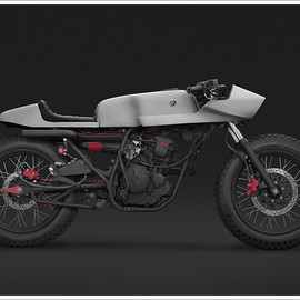 Yamaha - Scorpio by Thrive Motorcycle