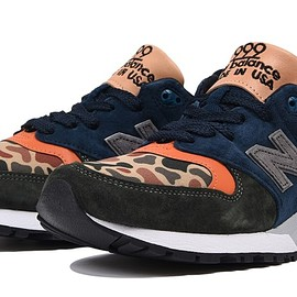 New Balance - M999 NI - Duck Camo