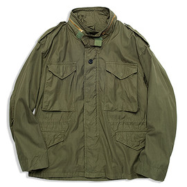 UNUSED - US 0762 M-65 JACKET/OLIVE