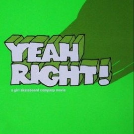 Spike Jonze - Yeah Right! a girl skateboard company
