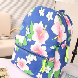 bag - [grhmf2200078]Fashion Beauty Floral Print Backpack