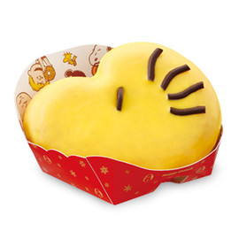 Mister Donut, SNOOPY - ウッドストックドーナツ