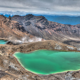 NewZealand - Tongariro National Park