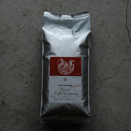 STREAMER COFFEE COMPANY - LATTE ART BLEND 454g