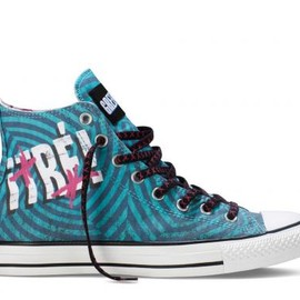 "CONVERSE - GREEN DAY × CONVERSE CHUCK TAYLOR ALL STAR ""¡TRE!"""