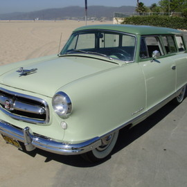 NASH, RAMBLER - STATION WAGON
