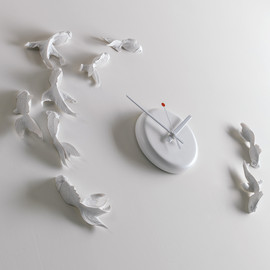Haoshi - Goldfish Clock