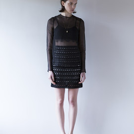AKANE UTSUNOMIYA - 2013f/w see-through top