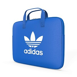adidas - adidas OR SS19 Laptop Sleeve 13 inch in Bluebird/White