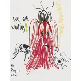 George Condo - We Are Waiting! in Room 26