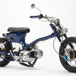 Honda - supercub custom