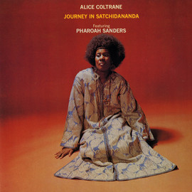 Alice Coltrane - Journey In Satchinanda (LP) / Alice Coltrane