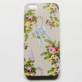 SINDEE - Lola Flower/iPhone 5/5S CASE