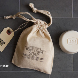 Hudson Made - Beard & Shave Soap