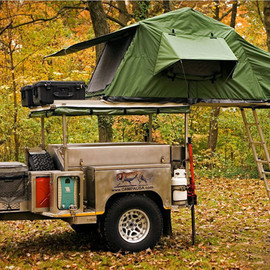 Campa USA - All Terrain Camping Trailer