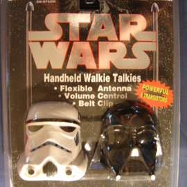 StarWars - Star Wars Handheld Walkie Talkie