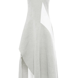 MARNI - SS2015 Cotton Linen Canvas Sleeveless Dress