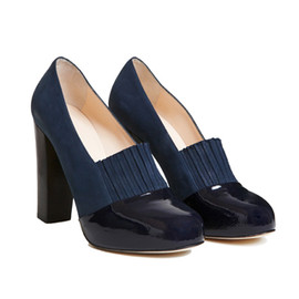 Carven - Carven fall 2012 navy heel