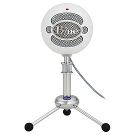 Blue - Snowball White