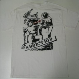 JANE'S ADDICTION / It'z My Party / T-Shirts Tシャツ ジェーンズ・アディクション