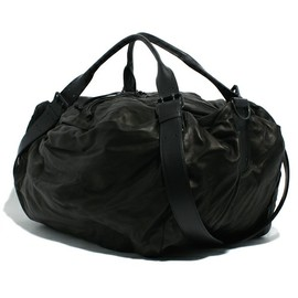 PATRICK STEPHAN - Leather-washed bag 'chiffon'