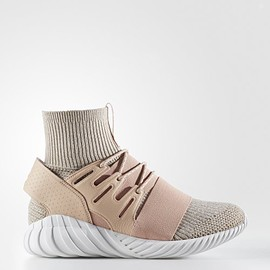 adidas originals - TUBULAR DOOM PK - PALE NUDE