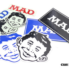 NEIGHBORHOOD - NEIGHBORHOODNH.MAD/P-STICKER[ステッカーセット]MULTI290-002442-010-【新品】