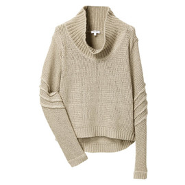 HELMUT LANG - ALTERNATING TUCKS KNIT