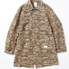 Name. - Name. ORIGINAL CAMO STAINCOLLER COAT