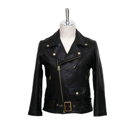 beautiful people - shrink leather riders jacket