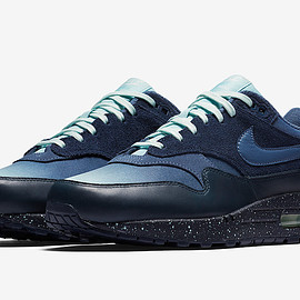 NIKE - Air Max 1 Premium (Gradient Toe Pack) - Dark Obsidian/Teal/Black?