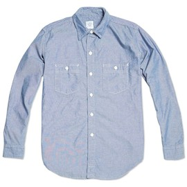Post Overalls - Engineers Shirt - Surthern Chambray