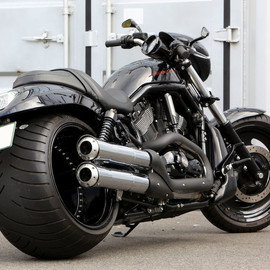 NIGHT ROD SPECIAL 330 WIDE CUSTOM