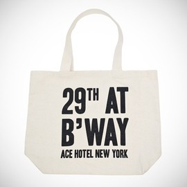 Ace Hotel New York - Ace Hotel New York Tote