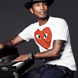 "COMME des GARCONS - Pharrell Williams x COMME des GARCONS ""Girl"" Fragrance Announced"