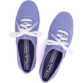 keds - CHAMPION SEASONAL SOLID Periwinkle