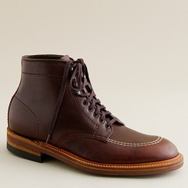 Alden - R for J.Crew 405 Indy boots