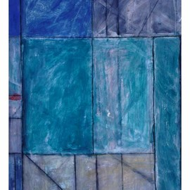 Richard Diebenkorn - Untitled (Ocean Park Series), 1972