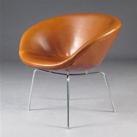 Arne Jacobson - Pot Chair(3318)