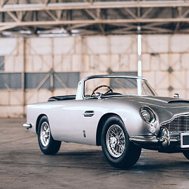The Little Car Company, ASTON MARTIN, EON Productions - ASTON MARTIN DB5 JUNIOR - No Time To Die Edition