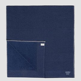 Kontex - Medium Moku Lightweight Sports Towel Navy