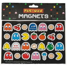 Pac-Man - Magnets