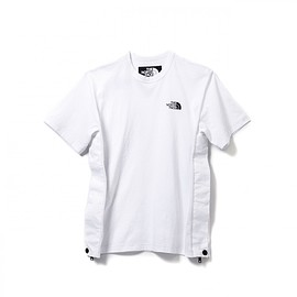 sacai - Sacai x The North Face Men's T-Shirt (Off White)