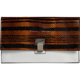 PROENZA SCHOULER - Extra Small Lunch Bag Snakeskin/Leather
